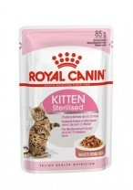 Royal Canin Kitten Sterilised (соус)