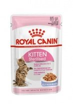 Royal Canin Kitten Sterilised (желе)