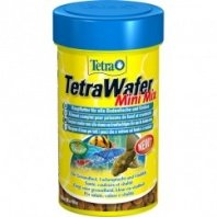 Tetra Wafer Mini Mix 100 мл